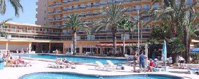 Hotel Samos Magaluf MallorcaMajorca